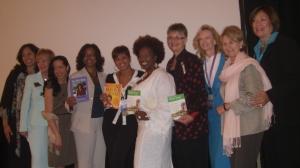 The fabulous women of the DSWA Diversity Center + Panel
