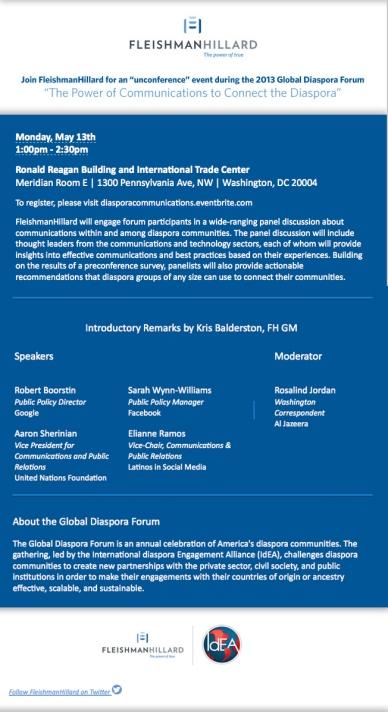 Diaspora Invite1