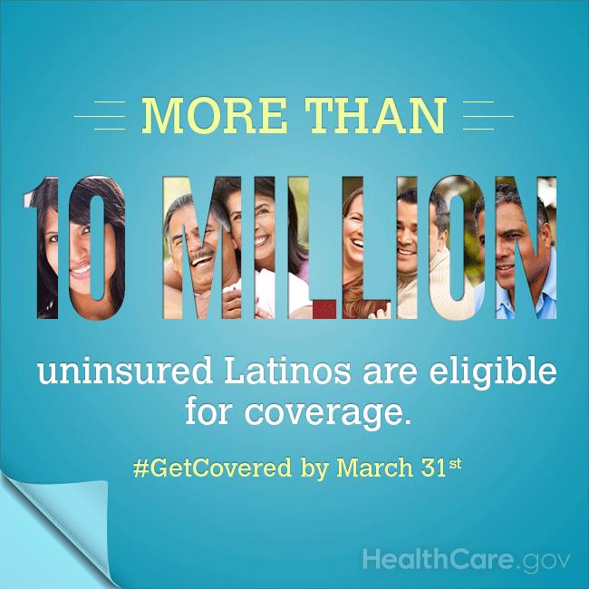 10 Million Latinos