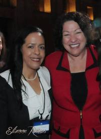 The Wise Latina herself, Supreme Court Justice Sonia Sotomayor.