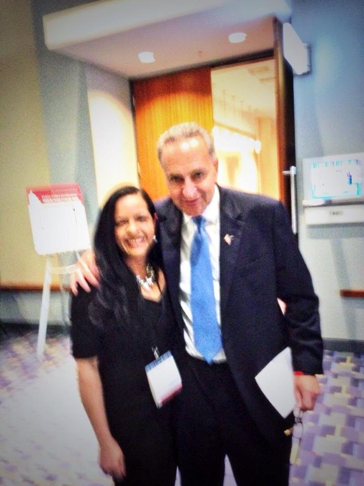 Senator Schumer. October 2013.