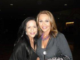 Univision's Maria Elena Salinas.