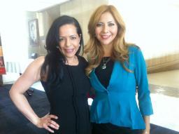 Univision DC's Silvana Quiroz.