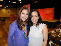 With Nely Galán.