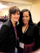Women's rights activist and Candidate to CA's State Senate, Sandra Fluke.