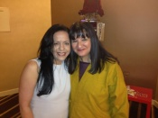 Author Sandra Cisneros. October 2012.
