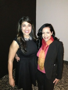 Nevada State Assemblywoman Lucy Flores.