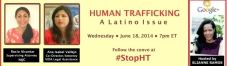Human Trafficking G+ Hangout Invite