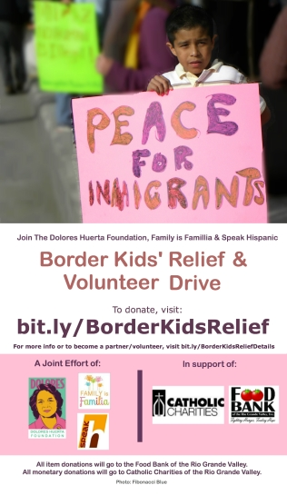Border Kids Relief Promo2