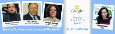Latino Media Hangout Promo