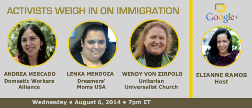 Activists on Immigration Promo